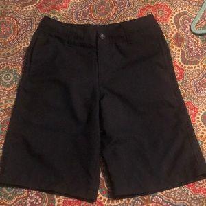 NWOT Boys Under Armour golf shorts